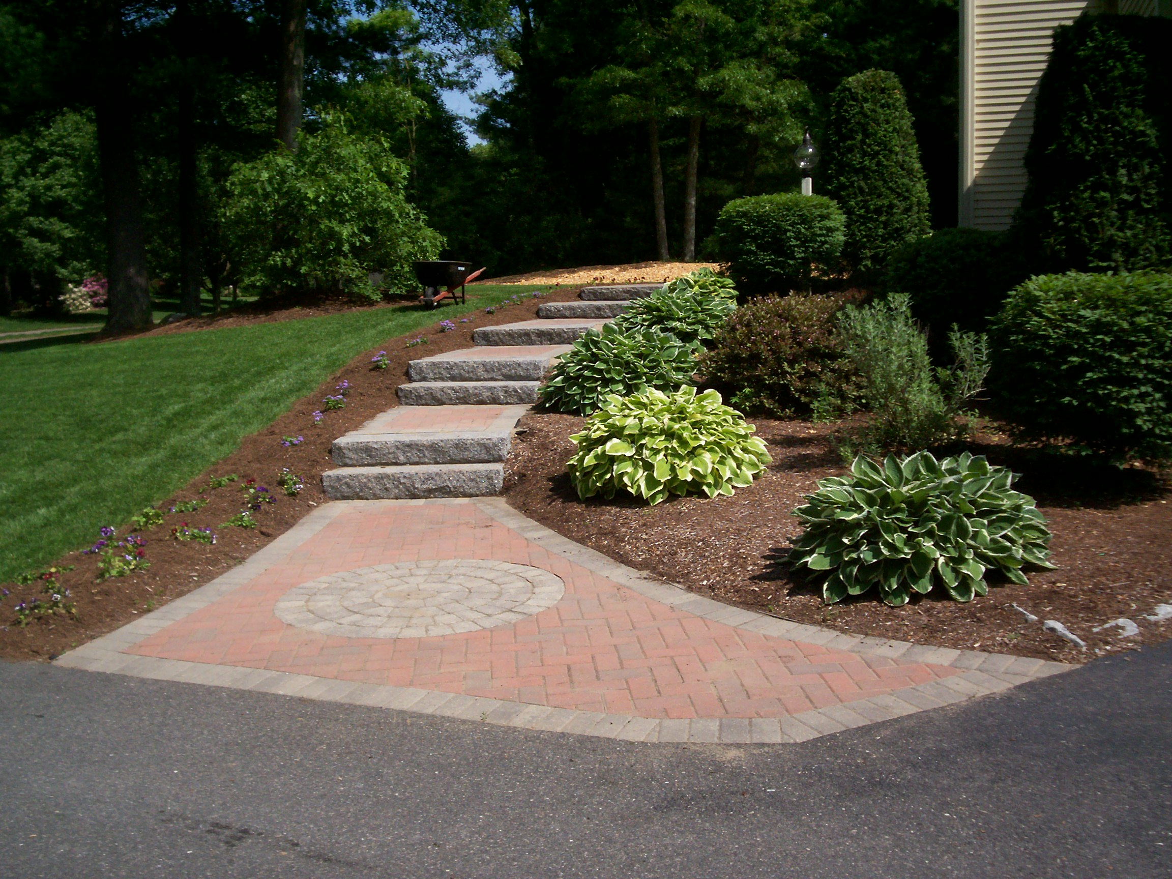 walkways stone walkways taunton north attleborough norton