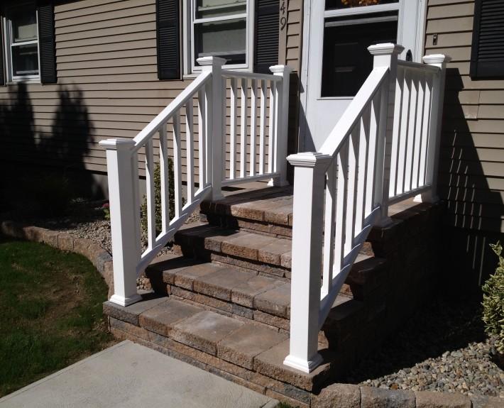 Techo-Bloc Staircase