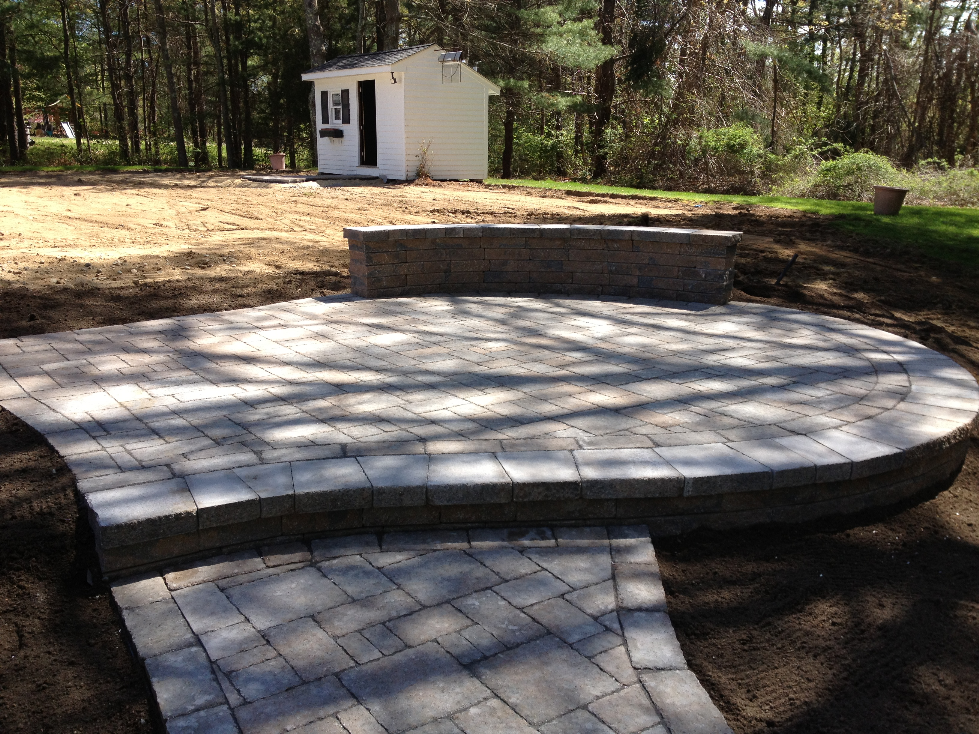 corion design patio services installation bellingham b transform your ferndale